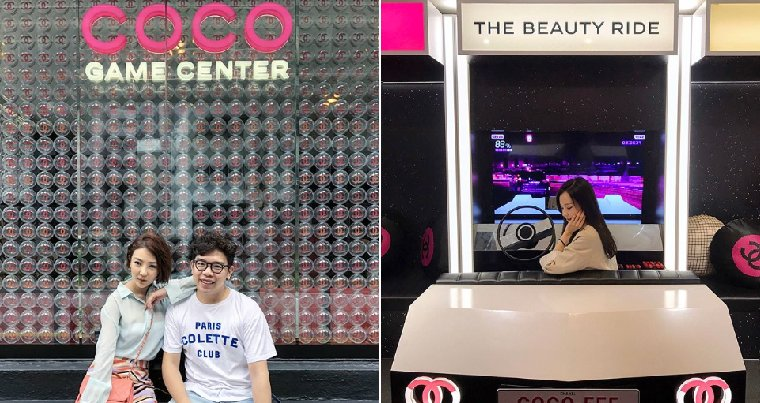 M'sians Can Visit Chanel's Retro Arcade Pop-Up Store in KL Until May 13! - WORLD OF BUZZ 8