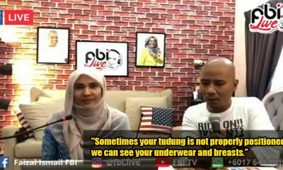 M'sians Defend Nurul Izzah After Man Criticises Her Appearance On Local Radio Show - WORLD OF BUZZ 1