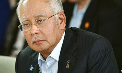 My Life Is At Risk, Najib Asks For Witness Protection - World Of Buzz