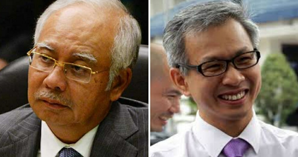Najib Withdraws Defamation Lawsuit Against Tony Pua over His Remarks About 1MDB - WORLD OF BUZZ 3