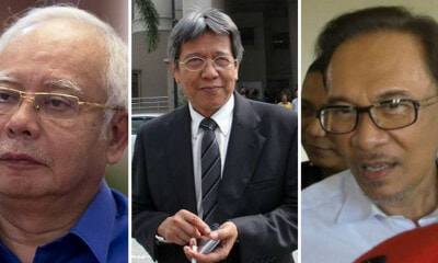 Najib's New Lawyer Actually Defended Anwar And Other PKR Leaders - WORLD OF BUZZ 4