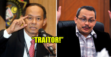 "New MACC Chief Calls His Predecessor a ""Traitor"" for Covering Up Wrongdoers - WORLD OF BUZZ"