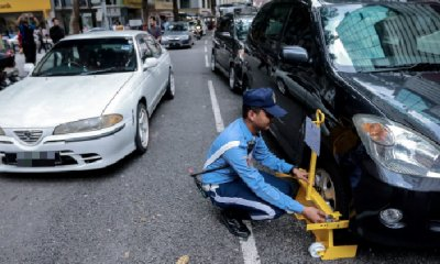 No More Vehicle Clamping Operations in Kuala Lumpur For Now - WORLD OF BUZZ 4