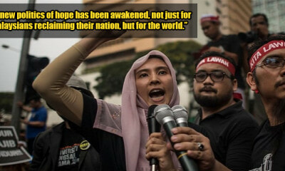 "Nurul Izzah: ""Never Again Must The People Be Afraid Of The Government"" - WORLD OF BUZZ 5"