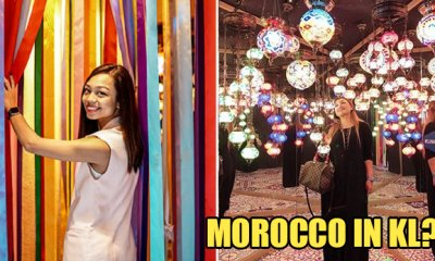 OMG Guys! There's A Moroccan Bazaar in KL and It's BEAUTIFUL! - WORLD OF BUZZ 8