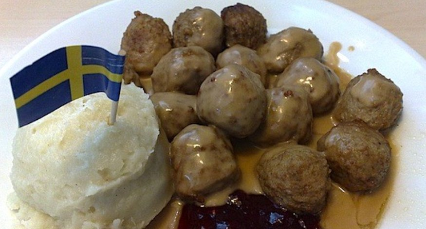 Our Lives Have Been A Lie: Swedish Meatballs are Actually From Turkey - WORLD OF BUZZ