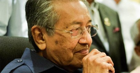 Palace May Not Be Doing Dr Mahathir's Inauguration After All - WORLD OF BUZZ