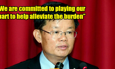 Penang CM & 10 State Exco Will Have 10% Salary Cut to Contribute to Tabung Harapan - WORLD OF BUZZ