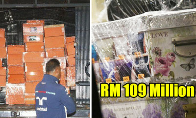 Police Seize RM109 Million From Najib So Far With 45 Bags Left to Count - WORLD OF BUZZ