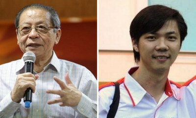 """Re-open The Teoh Beng Hock Case,"" Demands Lim Kit Siang - WORLD OF BUZZ 3"