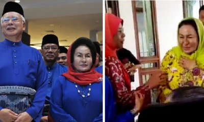 Rosmah: I'm More Relaxed, We Just Want to Move On With Our Lives - WORLD OF BUZZ 3