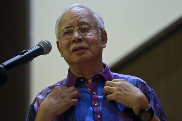 Rule of Law Must Apply to Everyone, Says Najib - WORLD OF BUZZ