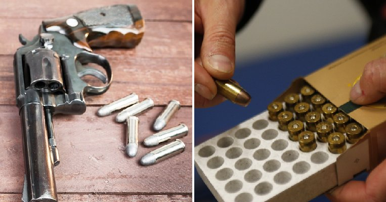 Senior Police Officer Arrested in Puchong for Trying to Sell Over 550 Live Bullets - WORLD OF BUZZ 2