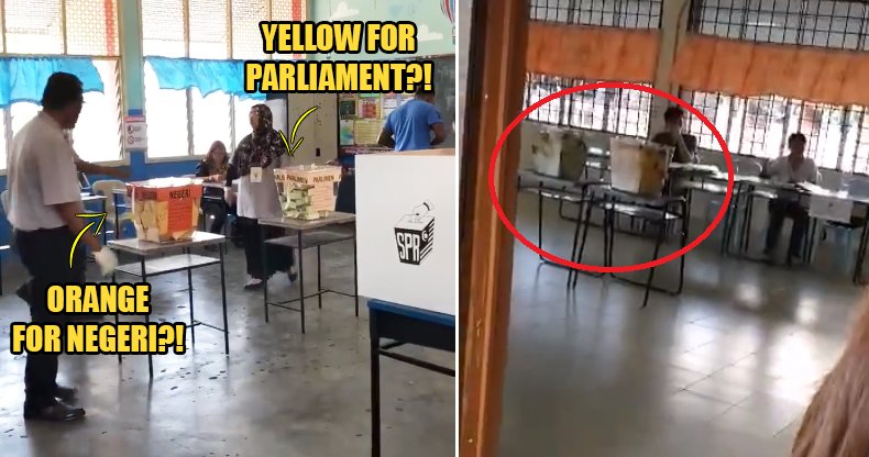 SPR is Mixing Up 'Parliament' and 'State' Boxes All Over the Country - WORLD OF BUZZ 1