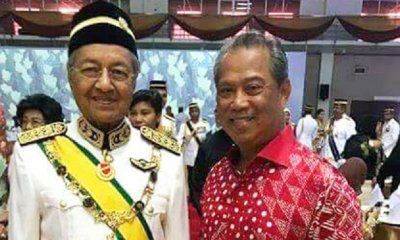 Stop Sharing This Image of Dr. M That's Circulating All Over Social Media - WORLD OF BUZZ 1