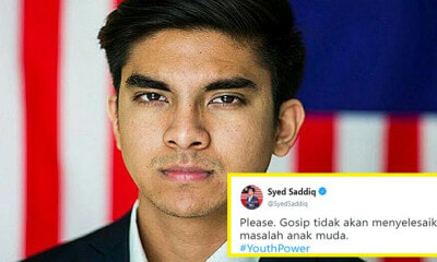 "Syed Saddiq: ""I Didn't Join Politics to Become a Celebrity"" - WORLD OF BUZZ 3"