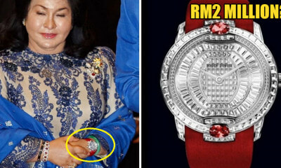 This Instagram Account Lists Out Rosmah's Accessories & Their Corresponding Prices - WORLD OF BUZZ