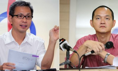 Tony Pua and Dr Ong Volunteer to Serve Finance Ministry For 6 Months Without Pay - WORLD OF BUZZ