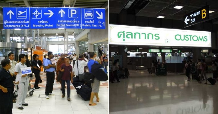 Tourists Allegedly Scammed by Bangkok Airport Officers for Bringing In Duty Free Alcohol - WORLD OF BUZZ 4