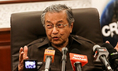 Tun M: - WORLD OF BUZZ 3