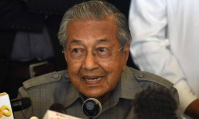 Tun Mahathir States PH Will Investigate MACC, EC, & Other Govt Agencies For Corruption - WORLD OF BUZZ