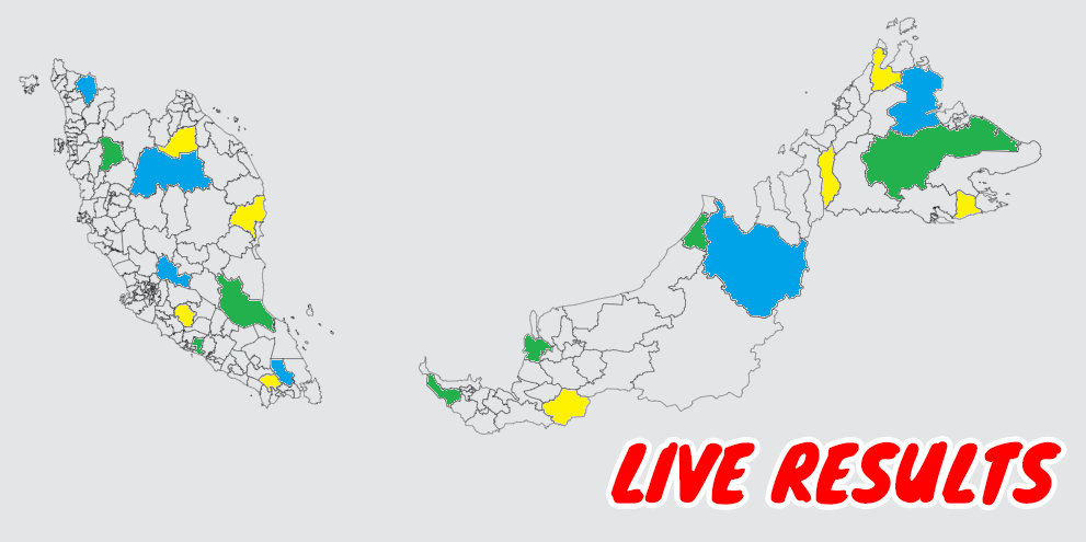 [Tune in] GE14 Live Result Update - WORLD OF BUZZ 1