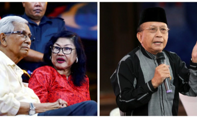 UMNO Sacks Party Veterans for Speaking Up Against The Party - WORLD OF BUZZ