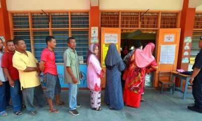 Viral News About GE14 Dress Code is Fake News, Says EC's Chairman Hashim - WORLD OF BUZZ