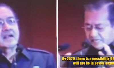 [Watch] Dr. Mahathir's Predicting the Future in a Speech 20 Years Ago - WORLD OF BUZZ