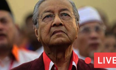 [Watch Now] Tun Dr Mahathir's Final Ge14 Address That He Hopes Reach 10Mil Viewers - World Of Buzz 1