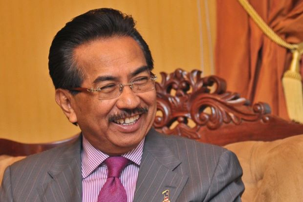 Where is Musa? Former Sabah BN Chairman On The Run - WORLD OF BUZZ 3