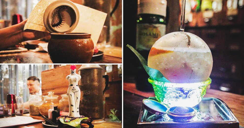 "WOB's Resident Alcohol-Lovers Try New Drinks From Petaling Street's ""Deadliest"" Speakeasy - WORLD OF BUZZ 3"