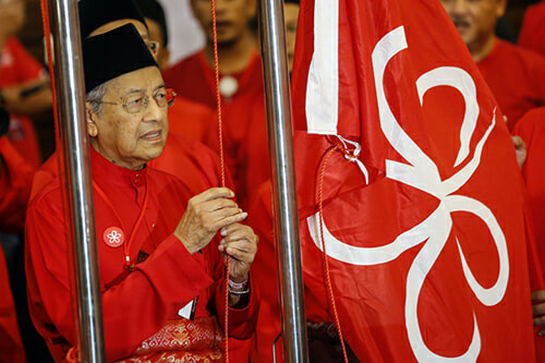X Facts You Need to Know About Re-elected PM Dr Mahathir - WORLD OF BUZZ 9