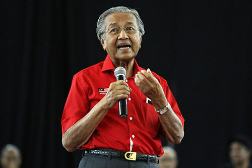 X Facts You Need to Know About Re-elected PM Dr Mahathir - WORLD OF BUZZ 6