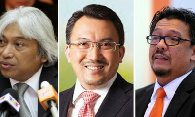 5 Malaysian Heads & CEOs Who Have Resigned in The Past Month - WORLD OF BUZZ 5