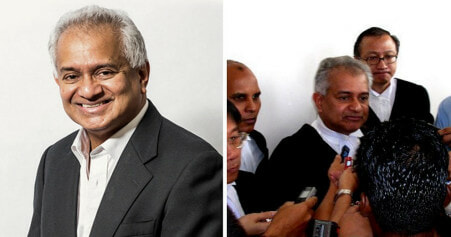 6 Things You Should Know About Tommy Thomas, Malaysia's Potential New AG - WORLD OF BUZZ 8