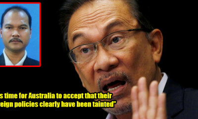 Anwar Says Australian Law is Tainted Since They Refused to Deport Altantuya's Killer - WORLD OF BUZZ