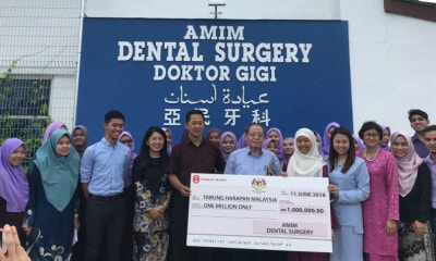 This Dental Clinic In Johor Bharu Just Donated Rm1 Million To Tabung Harapan! - World Of Buzz