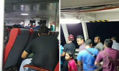 A Ferry Carrying More Than 400 Passengers Got Stranded Near Kuala Perlis For Over 6 Hours - WORLD OF BUZZ 3