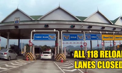 All Reload Lanes On PLUS Expressway Will Be Closed From 12 June to 24 June - WORLD OF BUZZ 3