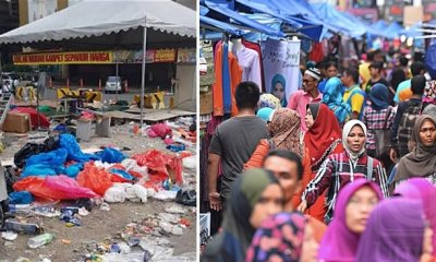 Ameer: 'Mafia' Controls Masjid India Ramadhan Bazaar - WORLD OF BUZZ