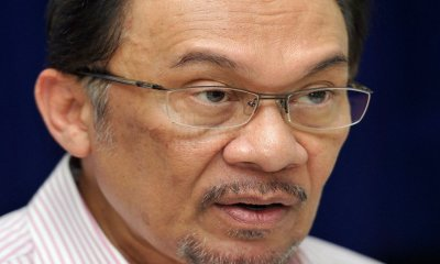 Anwar Was Rushed To Hospital And Is Being Treated For Severe Prolapsed Disc - WORLD OF BUZZ 2