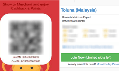 Besides Credit Cards, Here Are 7 Ways M'sians Can Get Cashback & Rewards Easily - WORLD OF BUZZ