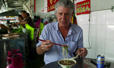 BREAKING: Renowned Celebrity Chef Anthony Bourdain Reportedly Commits Suicide at 61 - WORLD OF BUZZ 3