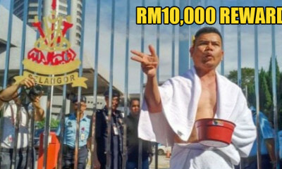 Businessman Offers RM10,000 Reward For Anyone With Details on Jamal's Location - WORLD OF BUZZ 1