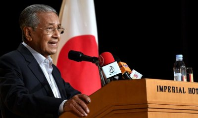 Dr M Says Malaysia Will Be As Successful As Japan If They Have a Sense of Shame - WORLD OF BUZZ