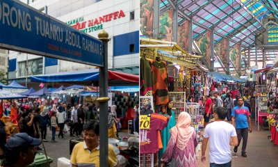 DBKL: No MORE Festive Bazaars at Lorong Tuanku Abdul Rahman and Jalan Masjid India Starting 2018 - WORLD OF BUZZ