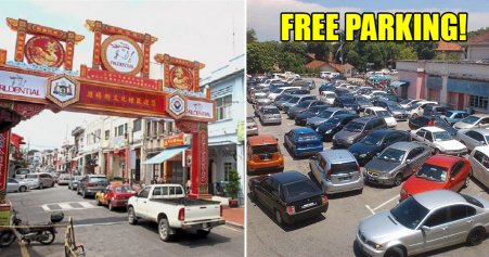 Parking in Melaka on Weekends and Public Holidays Will Be FREE Starting 15 June - WORLD OF BUZZ