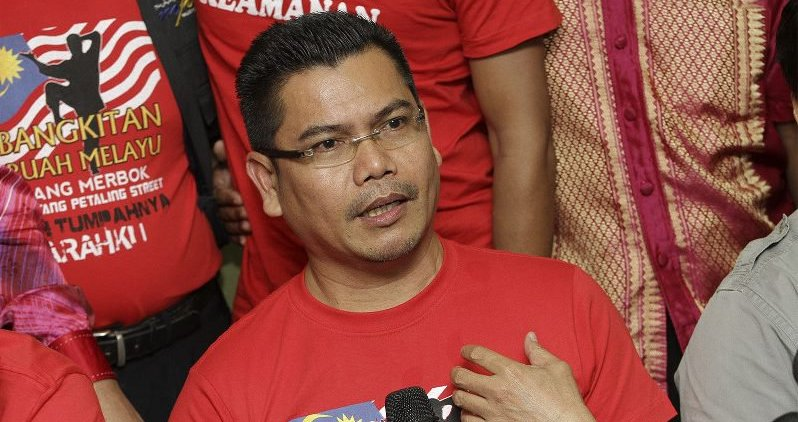 Fugitive Jamal Yunos Now Running For UMNO Youth Chief Minister - WORLD OF BUZZ 2