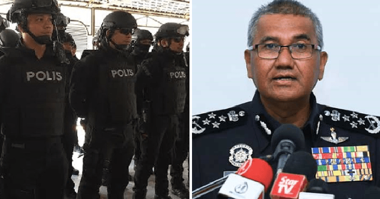 Govt Set to Clean Up PDRM in July, IGP Expected to be First to Go - WORLD OF BUZZ 4